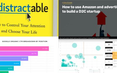 002: indistractable – Amazon D2C – 5 million Google searches – How much content – Google vs. DejanSEO